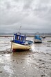Fishing Boats in Morecambe Harbour