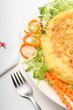 Spanish omelette 01