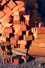 Bricks Heap