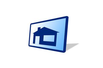 Immobilien Symbol