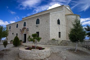 Pantokrator church