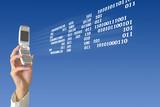 SMS sending poster