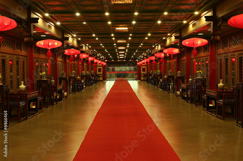 Oriental Red Carpet