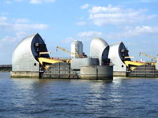 The Thames Barrier 2