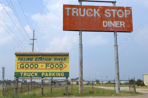 Truck Stop - 4468608