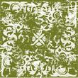 roleta: Grunge ancient pattern