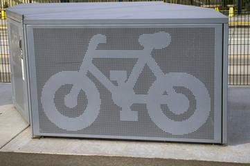 Bicycle Locker