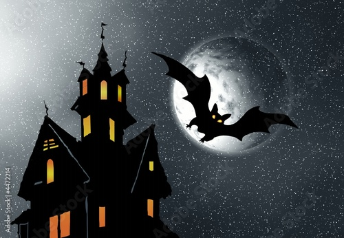 Halloween. Night