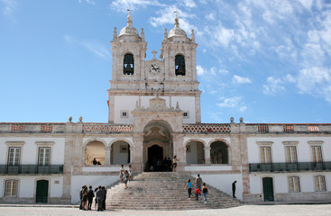 Igreja do sitio Nazaré
