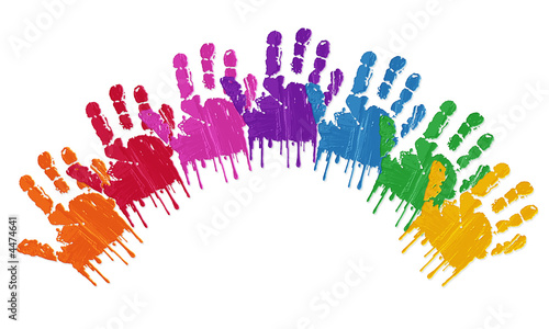 mains rainbow
