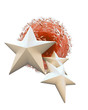 red ball star