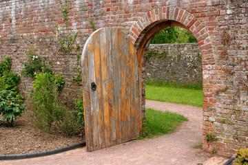 The Old Oak Door