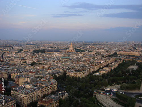 Paris from Top