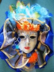 Masque de Carnaval Guyanais