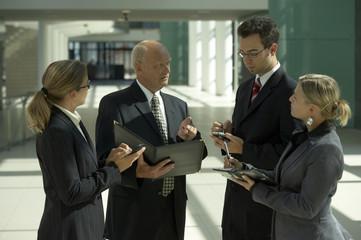 businessmeeting close