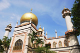 Sultan Mosque poster
