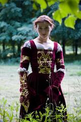 Italian renaissance dress