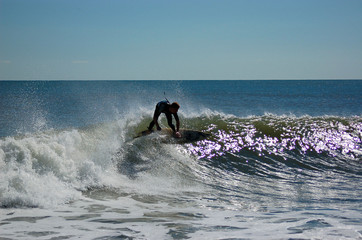 New Jersey Surfer