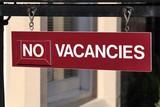 No Vacancies poster