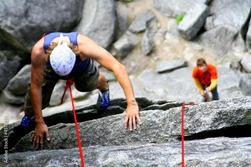Papiers peints Individuel Climbing