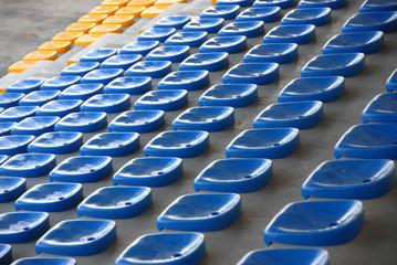 Sedie allo stadio
