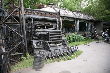 original motorcycle store