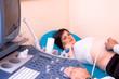 4D ultrasound scan