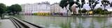 Panoramique Canal Saint-Martin