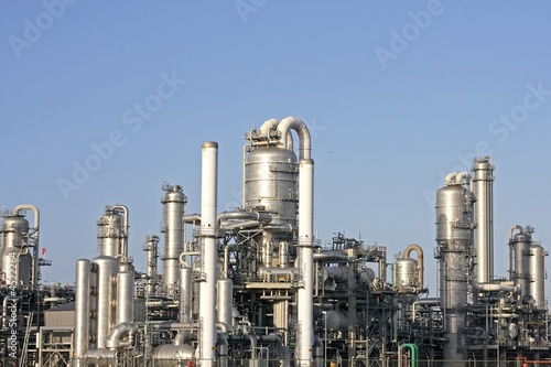 Gasoline plant in the Netherlands