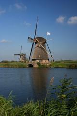 moulin au soleil