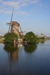 moulins et canal