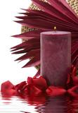Fototapety Spa candle