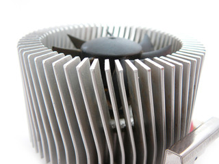 aluminium pc cooler