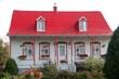 belle maison canadienne