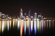 Night Skyline Perth, Western Australia