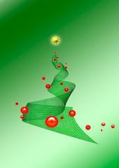 Dancing Christmas Tree - greetings