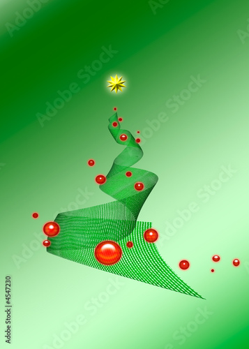 Dancing Christmas Tree - greetings