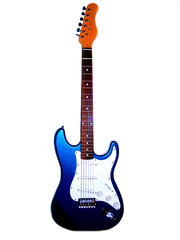 High key Electric guitar