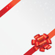 Holiday Ribbon (editable vector or XXL jpeg image)