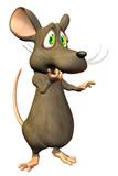 Cartoon Mouse -