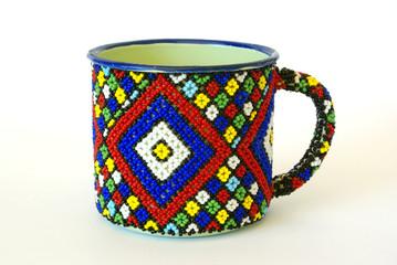 Zulu mug, South Africa