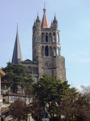 Cathedral of Lausanne