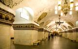 Fototapete Unterführung - Underground - Gebäude