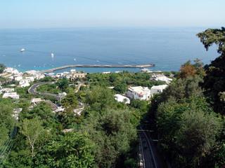 Isla de Capri (Napoles) Italia