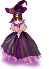 strega violetta