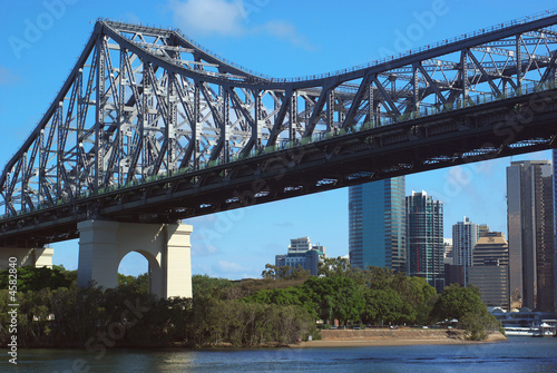 Storey Bridge: Brisbane Australia