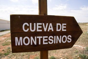 Cueva de Montesinos-Ossa de Montiel-Albacete-Spain
