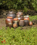 Clay Kimchi Pots poster