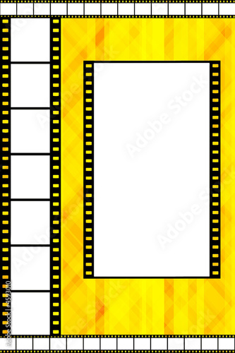 film strip frame