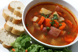 Spicy Vegetable Soup poster